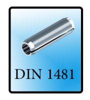 خار فنری (پین چاکدار)DIN 1481